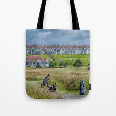 Turnberry Hotel and Golf Course Tote Bag