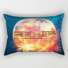Muse The Globalist Rectangular Pillow