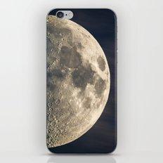 half moon iPhone & iPod Skin