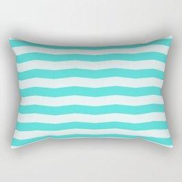 Simply Wavy Rectangular Pillow