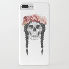 Festival skull Slim Case iPhone 7 Plus