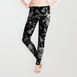 Halloween theme Leggings