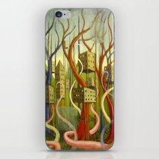 High-Rise Wilderness II iPhone & iPod Skin