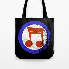 Music Mod Tote Bag