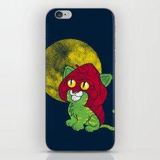 Battle Kitty  iPhone & iPod Skin