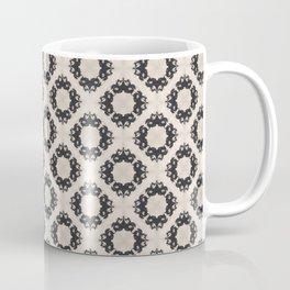 Rorschach Lace 2 Coffee Mug