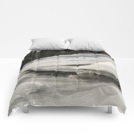 Fish Lake Dimensions Comforters