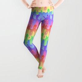 Rainbow Slime Leggings