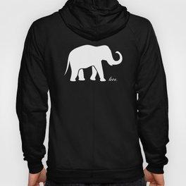 Elegant Elephant Gift Hoody