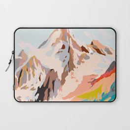 glass mountains Laptop Sleeve