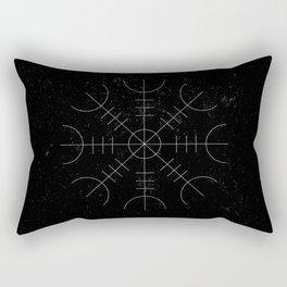 Ægishjálmur Rectangular Pillow