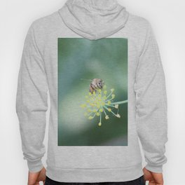 Bee and the fennel Hoody