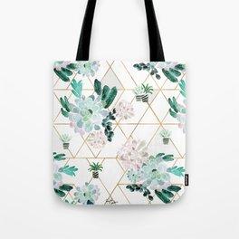 Succulove Tote Bag