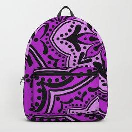 Magenta Genie  Backpack