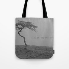 postcard from nowhere... Tote Bag