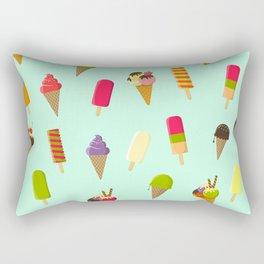 I scream 4 Ice Cream Rectangular Pillow