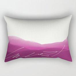 Kust Calling Card Rectangular Pillow