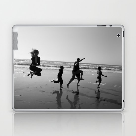 Above the Rest Laptop & iPad Skin
