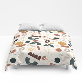 Geo Shapes Party Comforters