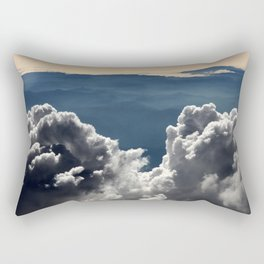 view, that took my breath away Rectangular Pillow