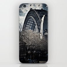 Sydney Harbour Bridge iPhone & iPod Skin