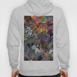 Cryptid Creatures and Mysterious Monsters Hoody