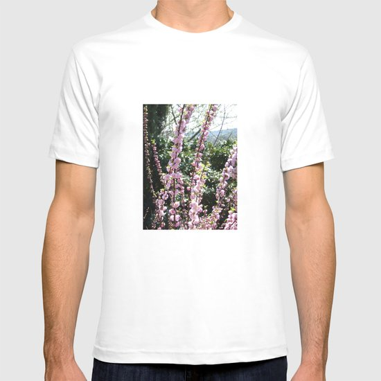 Nature rises T-shirt