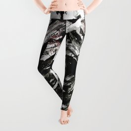 The Pain of Cluster Headache Leggings