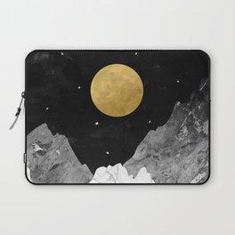 Moon and Stars Laptop Sleeve