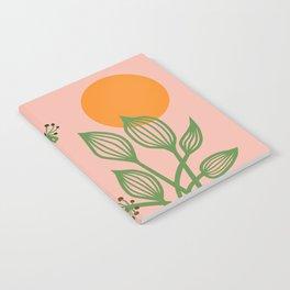 Vientiane flowers 01 Notebook
