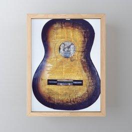 A King is Born Framed Mini Art Print