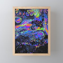 GWENDOLYNN'S APPREHENSION Framed Mini Art Print