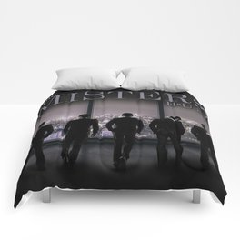 The Misters by JA Huss Comforters
