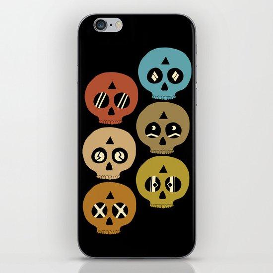 I See Dead People iPhone & iPod Skin