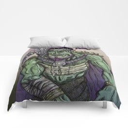 Ork Warrior Comforters