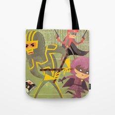 kick ass fan art 2 Tote Bag