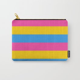 Pansexual Pride Flag v2 Carry-All Pouch