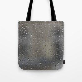 autumn window Tote Bag