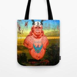 Crimson Ontologir Tote Bag