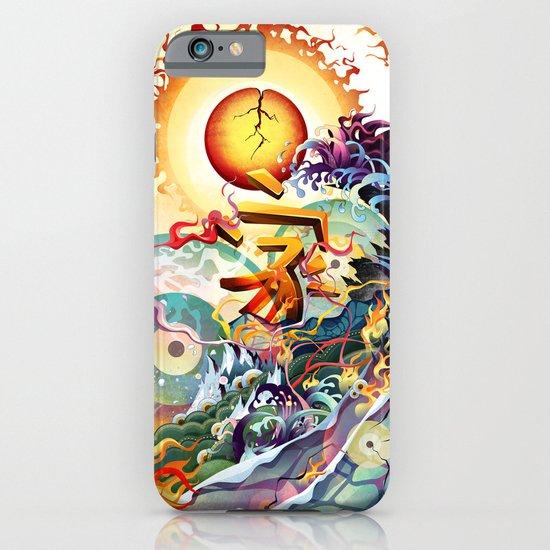 Japan Earthquake 11-03-2011 iPhone & iPod Case