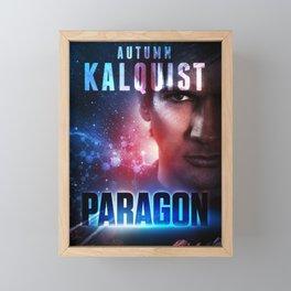 Paragon Book Cover Print Framed Mini Art Print