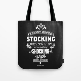 In olden days Tote Bag