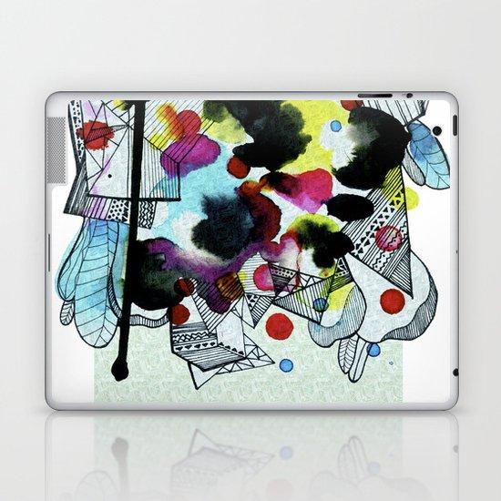 Hanging worlds  Laptop & iPad Skin