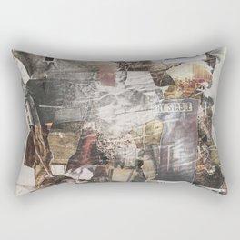 Tokio ruft II Rectangular Pillow