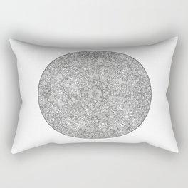 The Inner Hive Rectangular Pillow