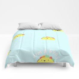 Taco Night? Comforters