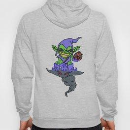green faced goblin Hoody