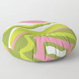 Pesto Pink Floor Pillow