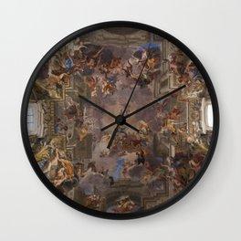 Sant'Ignazio Church, Rome Wall Clock