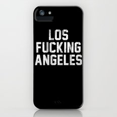 Los Fucking Angeles iPhone (5, 5s) Slim Case